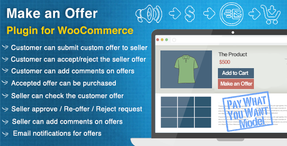 Make an Offer for WooCommerce