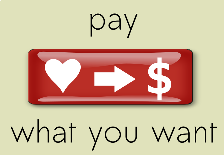 How Pay What You Want Models Work?